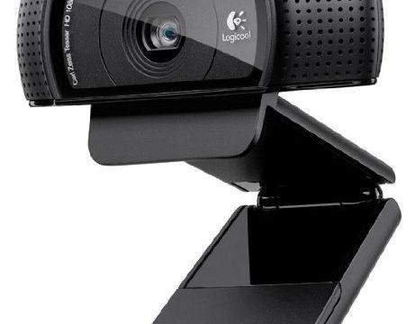 ハングアウト用のWEBカメラにロジクールのC920を買ったぞ! これで #ブロネク もばっちり!