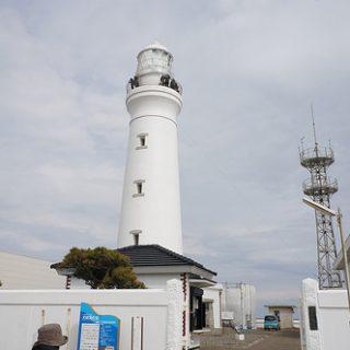 犬吠崎(いぬぼうさき)灯台に登り、濡れ煎餅アイスを食してきた!
