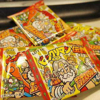 【復刻!】コンプリートしたビックリマン伝説チョコのシール全40種ご紹介!