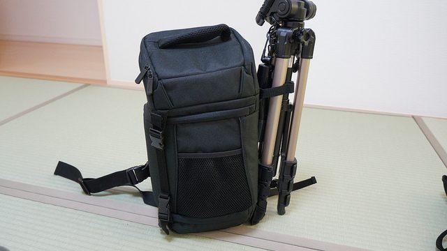 Amazonベーシック 一眼レフカメラ用スリングバッグは、コスパがハンパなかった!
