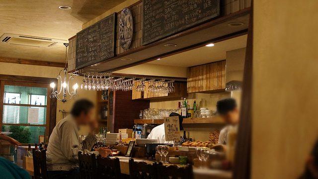 武蔵新城のオシャレなビストロ&ワインバー「ビストロキュー」がお気に入り!