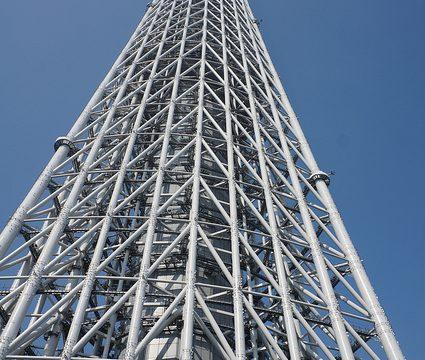 東京スカイツリーの展望デッキと展望回廊に行ってきた!【前編】