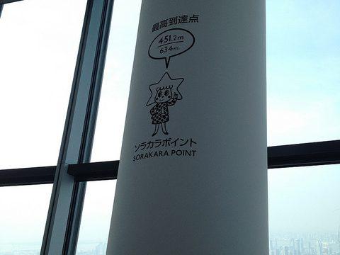 【速報】スカイツリーの最高到達地点からブログ更新