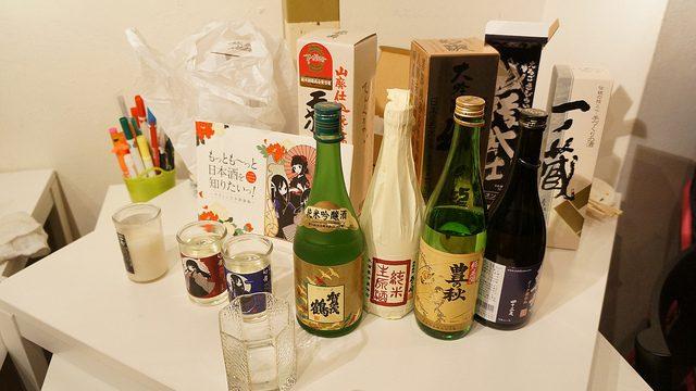 「日本酒をもっと好きになる!」イベントに参加!もっともっと日本酒が好きになった!!