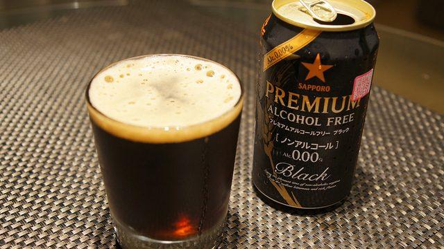 アルコール0の黒ビール、サッポロ「プレミアムアルコールフリー ブラック」を飲んでみたぞ!