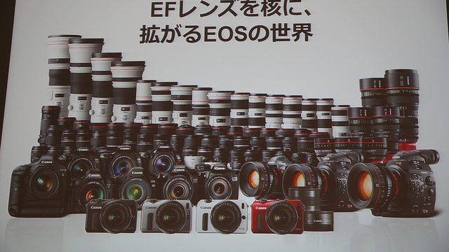 [速報]むぐぐ、これは欲しくなる!発表されたばかりのCanon「ミラーレスカメラ EOS M 」を触ってきたぞ!