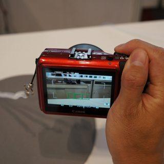 Canonのミラーレスデジカメ Eos mの液晶画面操作を動画で紹介するぞ!