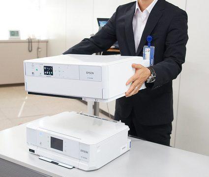 この技術力はスゴイ!フルモデルチェンジで40%小型化したEPSON カラリオ EP-805Aがすごかったぞ!