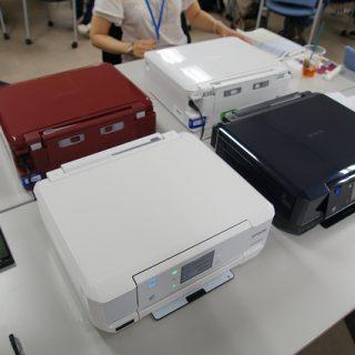 フルモデルチェンジしたEPSON カラリオ EP-805A体験イベントに参加。小ささにメチャクチャ驚いたぞ!