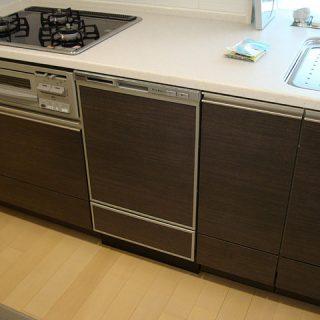 新築マンションのビルトイン食洗機は自分で手配しての後付がオススメだぞ!