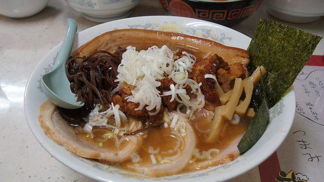 日本最大級の肉系ラーメンだと!?肉屋さんのラーメン家「生治ミート」で「三匹の子豚麺」を食ってきたぞ!