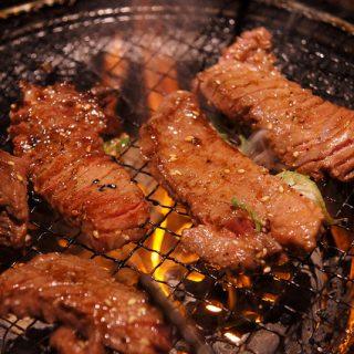 自由ヶ丘にある焼肉屋「牛鉄 炎菜辛」(ぎゅうてつ かぷさいしん)に行ってきたぞ!
