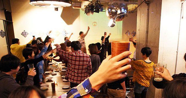 モダフルナイト2012というブロガー忘年会に初参加!ブログ熱がさらにあがったぞ! #modafull2012