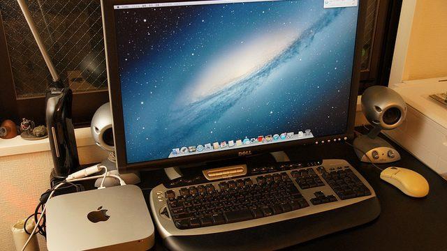 Macmini(Late2012)開封の儀!Windowsパソコンと置き換えてみたぞ!