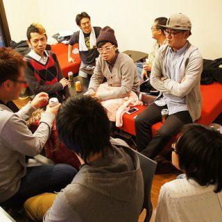 川崎ブログバカ4代目!ブログバカが12人も集まってブログ論を語り、春友ラーメンを食したぞ!