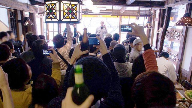 【DPUB7】180人が集まるアツい飲み会に参加して来たぞ! #dpub7