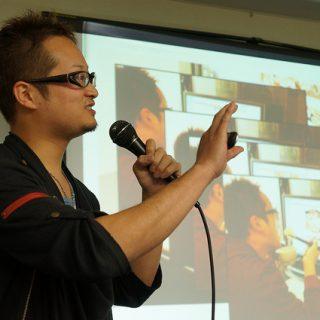 ブロガーズ・フェスティバルの「ブロガー向けGoogle Analyticsアクセス解析セミナー」で60人の前でプレゼンしてきたぞ!  #Bloggersfes01