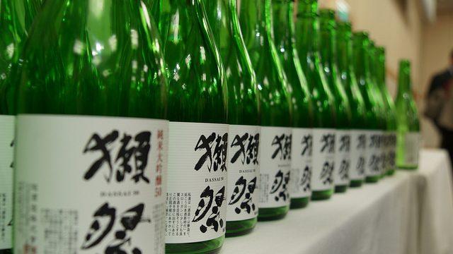 「東京獺祭の会2013」に参加。うまい酒をたらふく堪能して社長と写真を撮ってきたぞ!