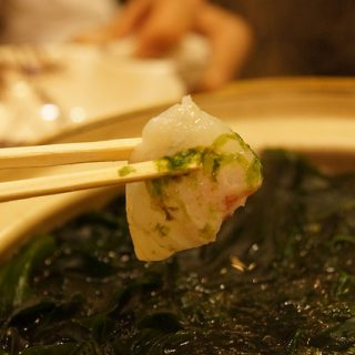 めちゃくちゃ旨い鯛しゃぶと刺身が食える店、東横線大倉山にある「釣刺(つりさし)」に行ったぞ!