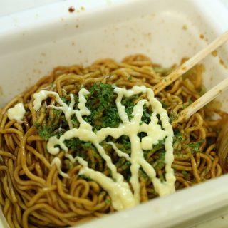 お願いランキングの川越シェフ絶賛のサッポロ一番「オタフクお好みソース味焼そば」を食べてみたぞ!