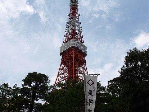 2013.05.04 今日の【One-Pack Photo】:東京タワーの先端 #1photo
