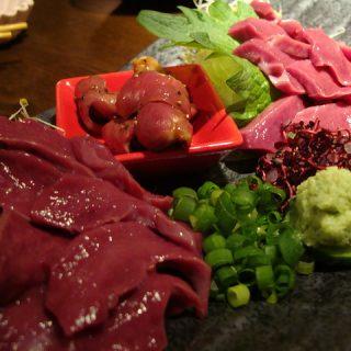 2013.05.05 今日の【One-Pack Photo】:今は食べられない生レバーが食えたお店 #1photo