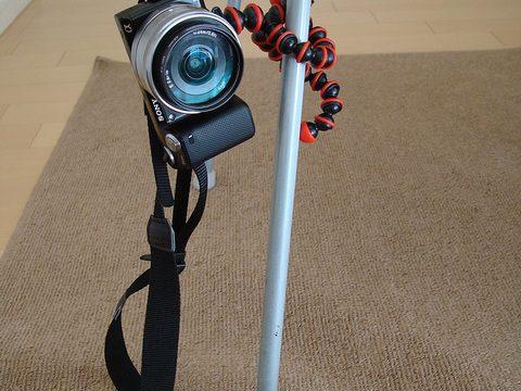 2013.05.08 今日の【One-Pack Photo】:タコのような三脚 #1photo