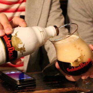 常時120銘柄以上のベルギービールが置いてある、渋谷のベルギービール専門店「BELGO(ベルゴ)」が良い感じだったぞ!