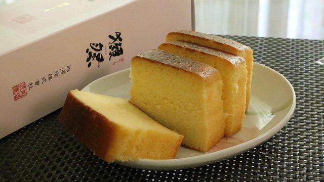 アルコールが2%以上も含まれる、日本酒「獺祭」を使った「獺祭ケーキ」を食べてみたぞ!