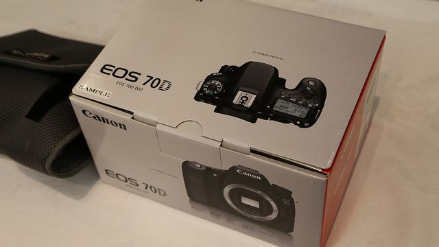 【未発売!】キヤノン「EOS70D」+オマケを発売前だけど借りれたのでガッツリ使い込むぞ!