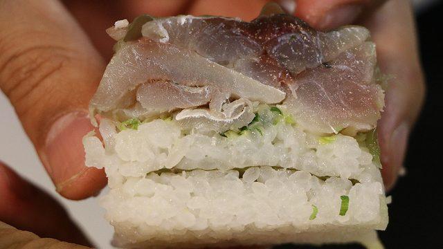 ネタフル10周年プレゼントに当選!極厚な「萩」鯖寿司セットが超絶美味かったぞ!