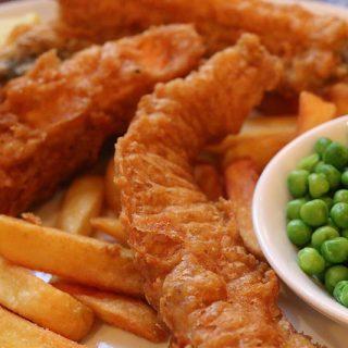 【ロンドン観光】本場のフィッシュ&チップスを「The Marlborough Head」で食らってきたぞ!