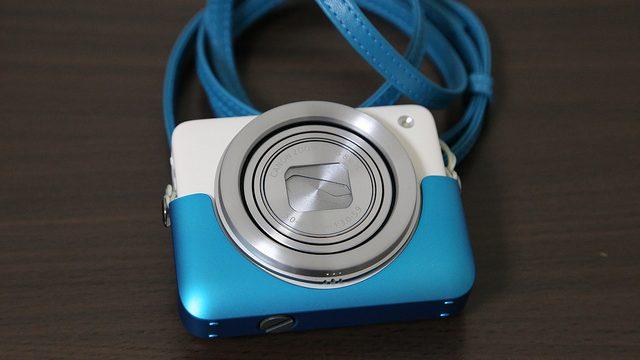 Canon「PowerShotN」開封の儀!これは毎日持ち歩けるかわいいカメラだぞ!