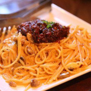 料理が美味すぎるダーツバー「ALFA CROSS(アルファクロス)」の飯が本当に旨過ぎてダーツする間も無かったぞ!