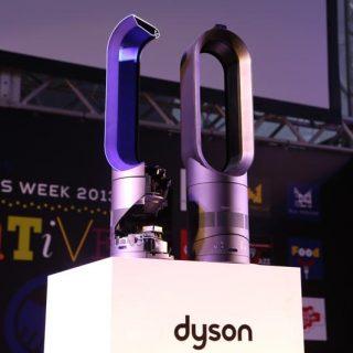ダイソン新製品!Dyson「Hot + Cool ファンヒーターAM05」体験イベントに行ってきたぞ!