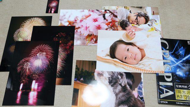 普段はA4、ときどきA3!大きな写真を家庭で印刷できるエプソンカラリオ「EP-976A3」が楽しいぞ!
