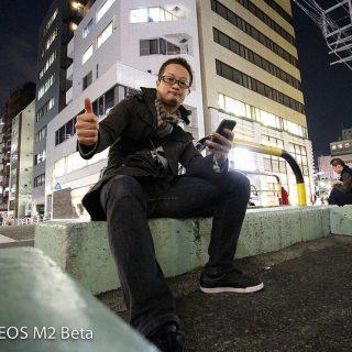 Canon EOS M2をiPhone側から操作できる「EOS Remote」が便利で楽しいぞ!