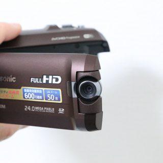 【サブカメラ搭載ビデオ!】パナソニックの新型ビデオカメラ「HC-W850M」開封の儀を行ったぞ!