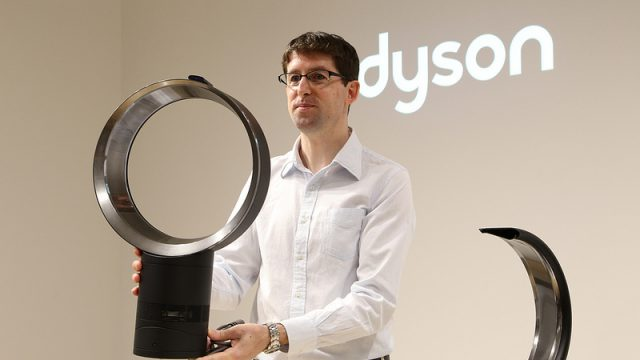 【新製品!】ダイソンの羽の無い扇風機が最大75%静音化!新製品発表イベントに行って来たぞ! #dysonjp