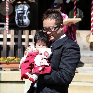 新生児から使える!ロンパース(カバーオール)タイプの袴がカンタンで可愛いぞ!