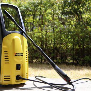 【注意も必要!】国内最高クラスの高圧洗浄機、HIDAKA「HK-1890」を使ってみたら汚れがサッと取れて気持ちがいいぞ!