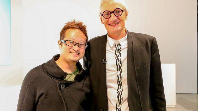 Dyson新商品「Airblade」発表イベントでジェームズ・ダイソン本人と握手してきたぞ!