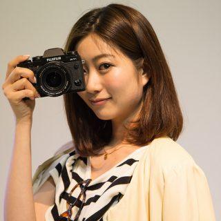 君はファインダー越しにモデルと目が合ったことあるかい?Engadget 写真部に参加して初めてのプロのモデルを撮影してきたぞ! #egjp