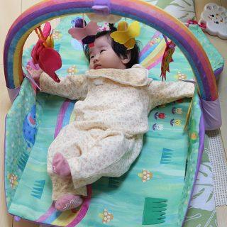 0歳児からの「こどもチャレンジbaby」に付いてくるオマケがうちの子に大ウケだぞ!