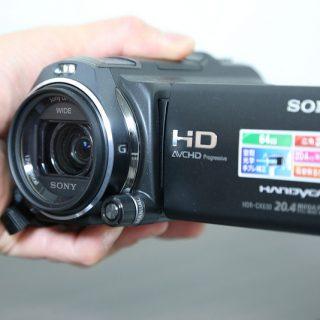 【子どもがいる人にこそオススメ!】SONYのハンディカムHDR-CX630Vを購入した際に合わせて買ったアクセサリーを紹介するぞ!
