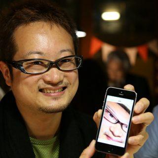 普段はオシャレな照明!iPhoneを乗せると専用のスキャナ台だって!?「SnapLite(スナップライト)」発表イベントに行って来たぞ!