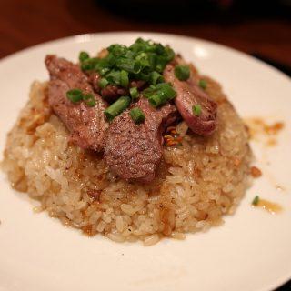 【肉好き集まれ!】新店舗の「チャーハン王プラス 赤坂店」で熟成肉とチャーハンを食って来たぞ!