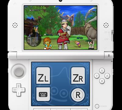 マヂか!あのオンラインゲーム「ドラクエX」が3DSで出来る!9月4日発売開始だぞ!