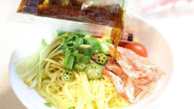 これは痩せるッ!「冷やし中華こんにゃく」がメチャ美味しくて簡単!ダイエット食として最高だぞ!