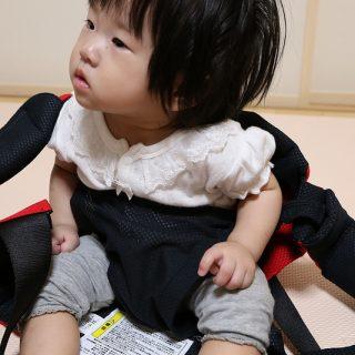 【新商品】だっこ紐は、日本人の体型にフィットするアップリカのコランハグを買ったぞ!